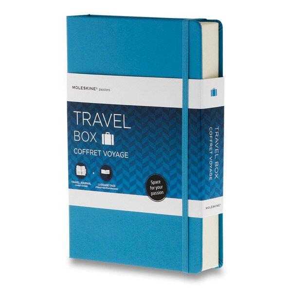 Moleskine Passion Travel Box dárková sada