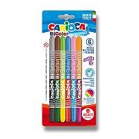 Dětské fixy Carioca Bi-Color