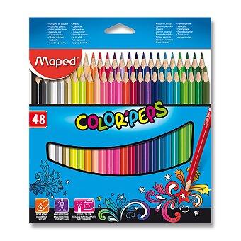 Obrázek produktu Pastelky Maped Color'Peps - 48 barev