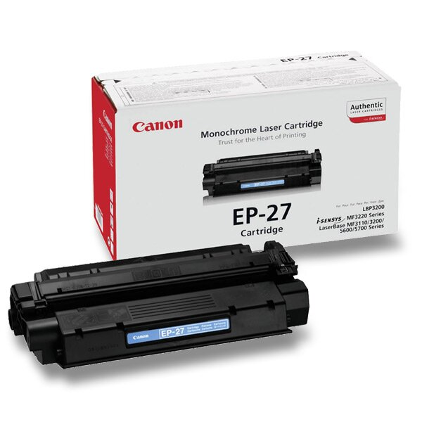 Toner Canon EP-27 pro kopírovací stroje black (černý)