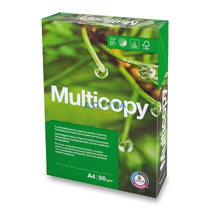 Obrázok produktu MultiCopy Original - xerografický papier - A4, 90 g, 5 × 500 listov