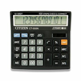 Obrázek produktu Stolní kalkulátor Citizen CT-555N