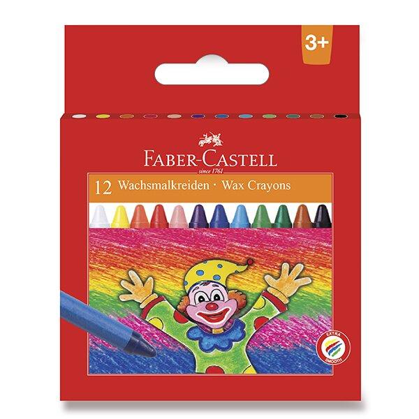 Voskovky Faber-Castell 120002 12 barev