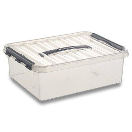 Product image Helit Q-line - storage box - 10 l, 300 × 400 × 110 mm