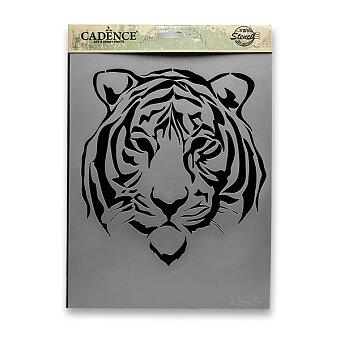 Obrázek produktu Plastová šablona Cadence - Tygr