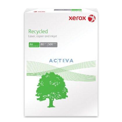 Obrázok produktu Xerox Recycled+ - recyklovaný papier - A4, 5 x 500 listov