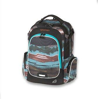 Obrázek produktu Školní batoh Walker Campus Wizzard Blue Pile