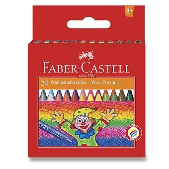 Obrázek produktu Voskovky Faber-Castell - 24 barev