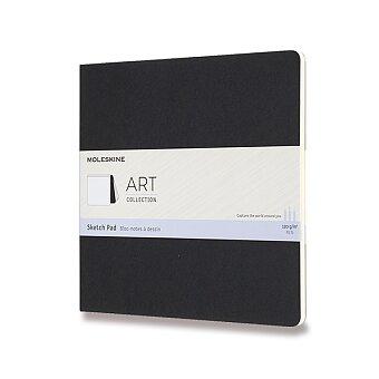 Obrázek produktu Skicář Moleskine SketchPad - square, černý