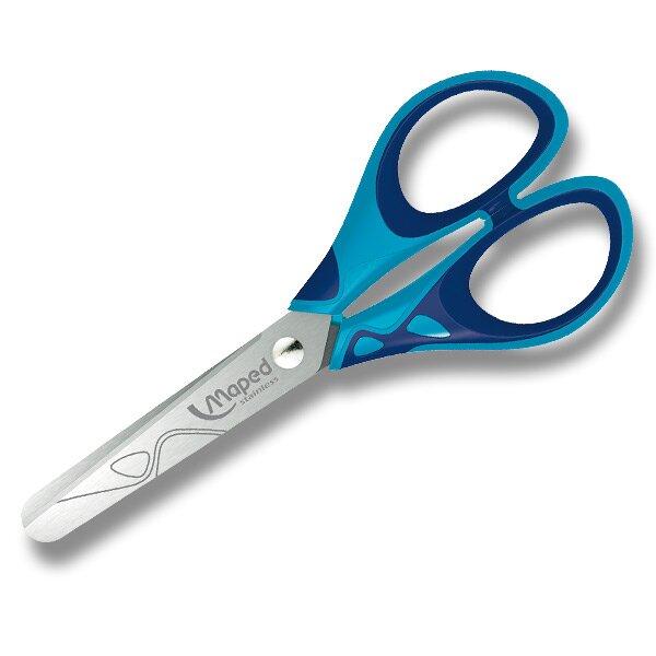 Nůžky Maped Essentials Soft 13 cm, blistr, mix barev