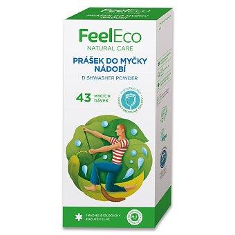 Obrázek produktu Prášek do myčky Feel Eco - 860 g