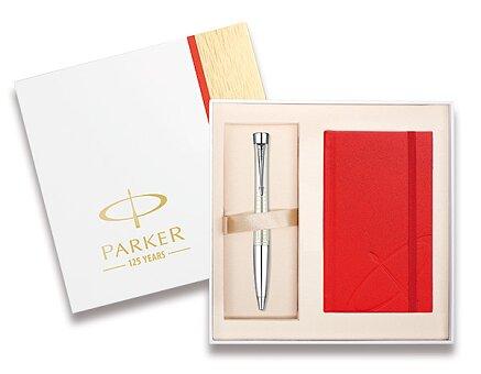 Obrázek produktu Parker Urban Premium Pearl CT - dárková sada