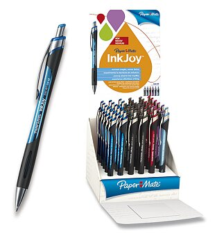 Obrázek produktu Kuličková tužka PaperMate InkJoy - stojánek