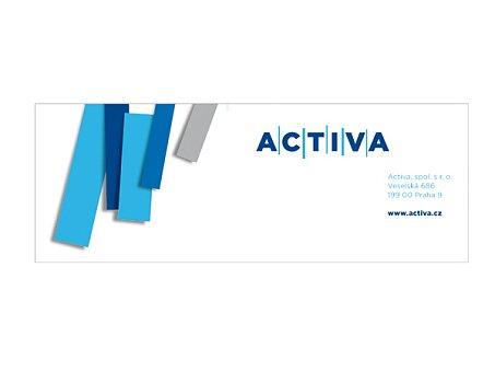 Obrázek produktu Samolepky s logem vaší firmy, 100 ks