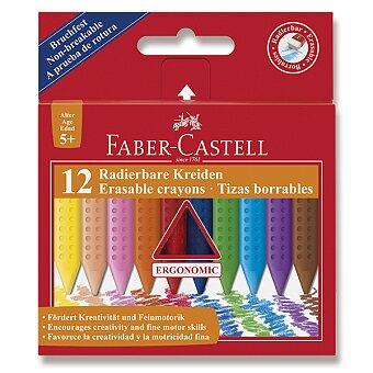 Obrázek produktu Pastelky Faber-Castell Plastic Colour - 12 barev