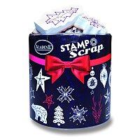 Vánoční razítka AladinE Stampo Scrap