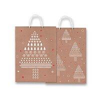 Vánoční dárková taška Stampa a Caldo