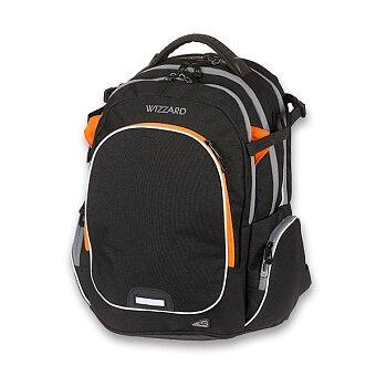 Obrázek produktu Školní batoh Walker Campus Wizzard Black Melange