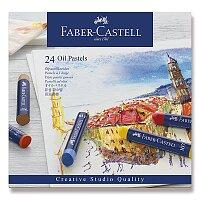 Olejové pastely Faber-Castell