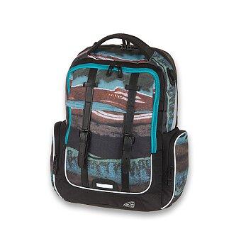 Obrázek produktu Školní batoh Walker Academy Wizzard Blue Pile