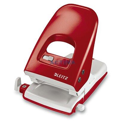 Obrázek produktu Leitz 5138 - registrační děrovačka - na 40 listů, červená