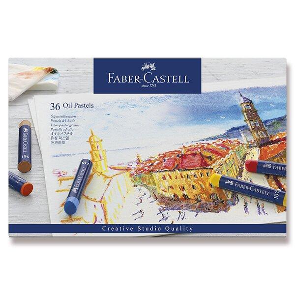 Olejové pastely Faber-Castell 36 barev