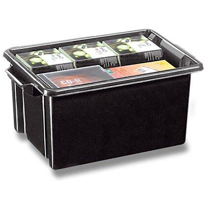 Obrázek produktu CEP Strata - úložný box - objem 14,5 l