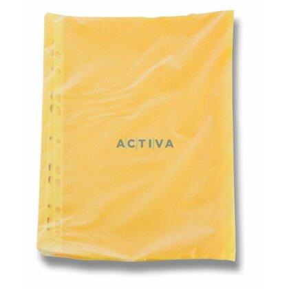 Obrázek produktu OA Color - zakládací obal U A4 - žlutý