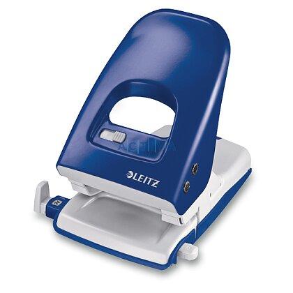 Obrázek produktu Leitz 5138 - registrační děrovačka - na 40 listů, modrá
