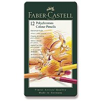 Pastelky Faber-Castell Polychromos 110012
