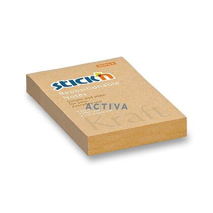 Obrázek produktu Hopax Stick'n Kraft - samolepicí bloček - 76 × 51 mm, 100 l.