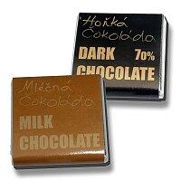 Čokolády s logem vaší firmy