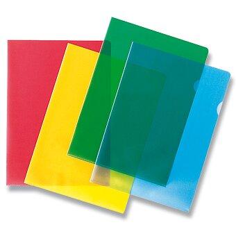 """Obrázek produktu Zakládací obal OA barevný """"""""L"""""""" - A4, 100 ks, výběr barev"""
