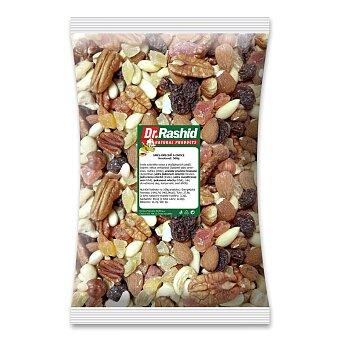 Obrázek produktu Směs ořechů a ovoce natural Dr. Rashid - 500 g