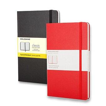 Obrázek produktu Zápisník Moleskine - tvrdé desky - černý