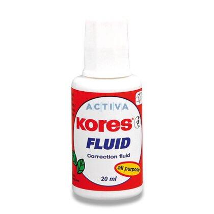 Obrázek produktu Kores Fluid - opravný lak, 20 ml