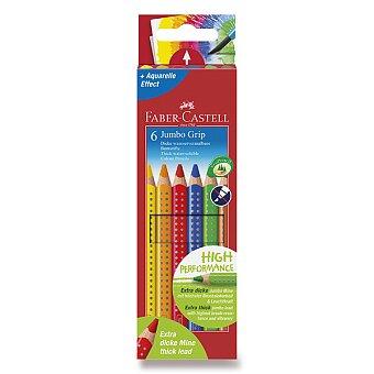 Obrázek produktu Pastelky Faber-Castell Jumbo Grip - 6 barev