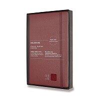 Zápisník Moleskine kožený - měkké desky
