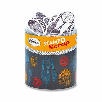 Obrázek produktu Razítka Stampo Scrap - Etno, 21 ks