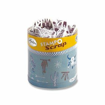Obrázek produktu Razítka Stampo Scrap - Indiáni