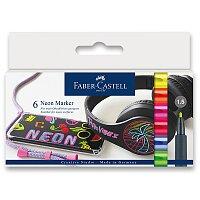 Popisovač Faber-Castell Neon