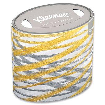 Obrázek produktu Papírové kapesníky Kleenex Oval - 3 - vrstvé, 64 ks