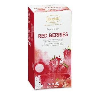 Obrázek produktu Ovocný čaj Ronnefeldt Red Berries - 25 sáčků