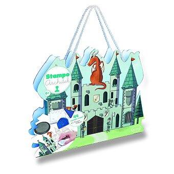 Obrázek produktu Kreativní sada Stampo Architekt - Můj hrad