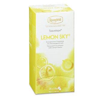 Obrázek produktu Ovocný čaj Ronnefeldt Lemon Sky - 25 sáčků