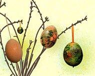 Nafoukaná vajíčka