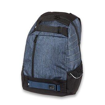 Obrázek produktu Školní batoh Walker Wingman Posh Dark Blue Melange