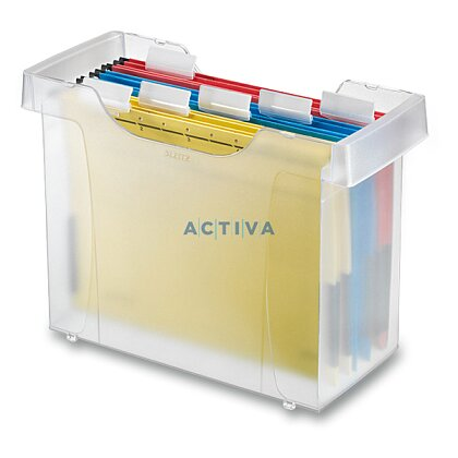 Product image Leitz Plus - desktop tray hanging folders