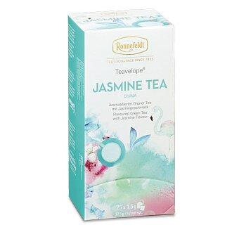 Obrázek produktu Zelený čaj Ronnefeldt Jasmine - 25 sáčků