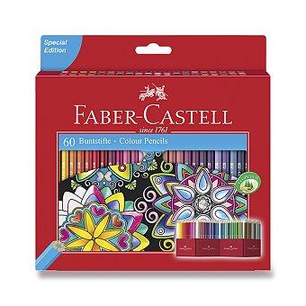 Obrázek produktu Pastelky Faber-Castell - 60 barev